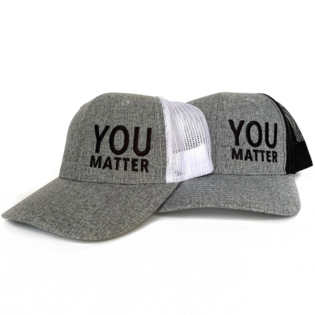 YOU MATTER HAT