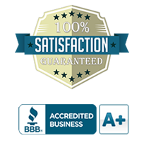 A+ Certified by BBB Accredited Business
