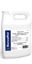 Load image into Gallery viewer, BenzaRid Professional Disinfectant 32oz | Medical Grade Sanitizer & Vircucide, Kills MRSA, H1N1, H5N1 Viruses, Norovirus, Avian Flu, Staphylococcus, No Rinse, No Wipe, EPA Registered - Natura