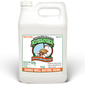 Bed Bug Patrol Bed Bug Killer - 1 Gallon - Naturasil