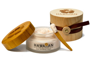 Hawaiian Healing Pure Revitalizing Cream (50g) Jar - Naturasil