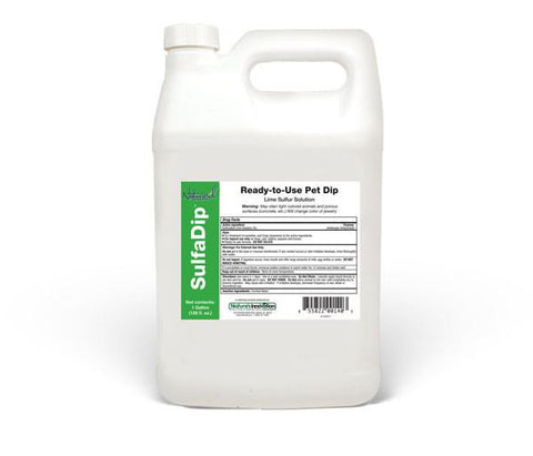 Sulfadip - RTU Mange & Ringworm Treatment - 1 Gallon