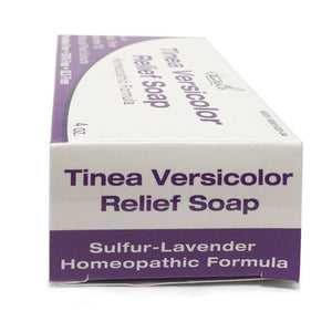 Tinea Versicolor Treatment Sulfur Lavender Soap - 4oz Bar - Naturasil