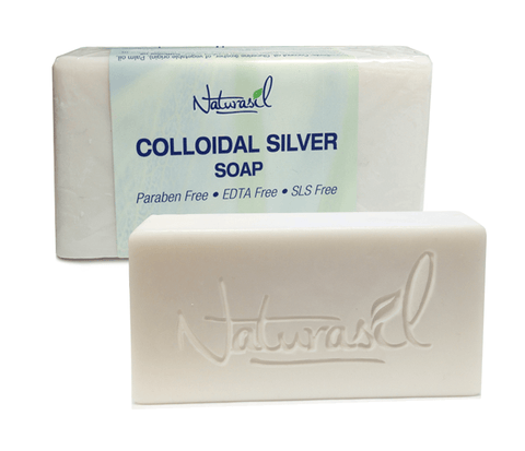 Colloidal Silver Soap Single Bar