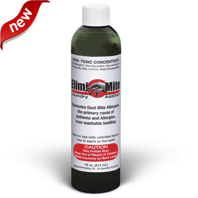 ElimiMite™ Dust Mite Laundry Additive Concentrate - 16oz