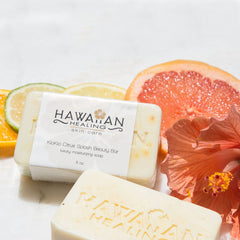 KioKio Citrus Splash Beauty Bar - a Citrus and Goat Milk Luxury Cleansing Soap