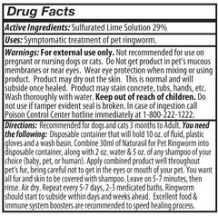Pet Ringworm Treatment Pack