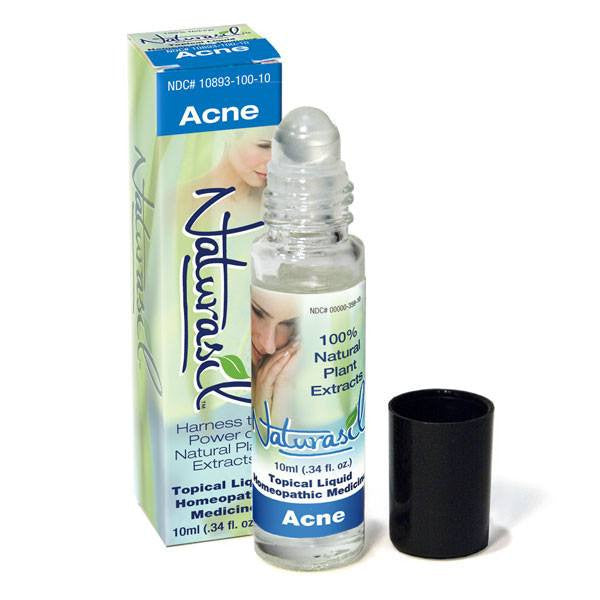 Acne Treatment - 10ml Rollon Bottle - Naturasil