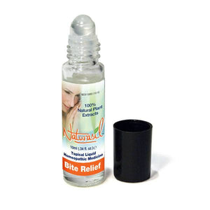 Bite & Itch Relief - 10 ml Roll-on Bottle - Naturasil