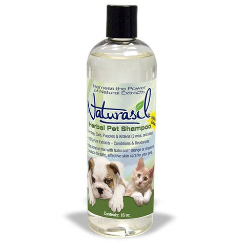 Herbal Pet Shampoo - 16oz