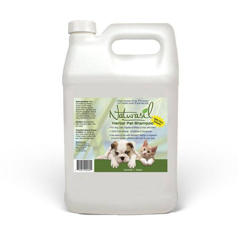 Herbal Pet Shampoo - 1 Gallon