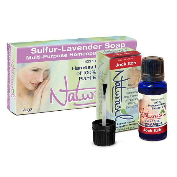 Jock Itch Treatment Value Pack