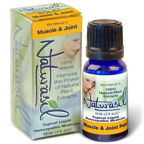 Muscle and Joint Pain Relief - 15ml