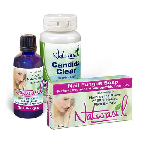 Nail Fungus Treatment Value Pack