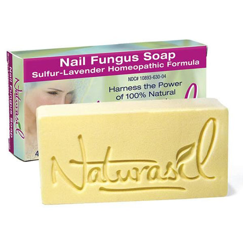 Nail Fungus Medicated Soap 4 oz bar