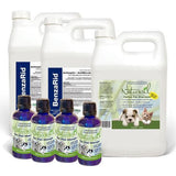 Mange Breeder and Kennel Treatment Pack - Naturasil - 2