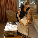 Premium Luggage Protection Covers - Naturasil