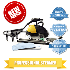 Heavy Duty Steam Cleaner - Naturasil
