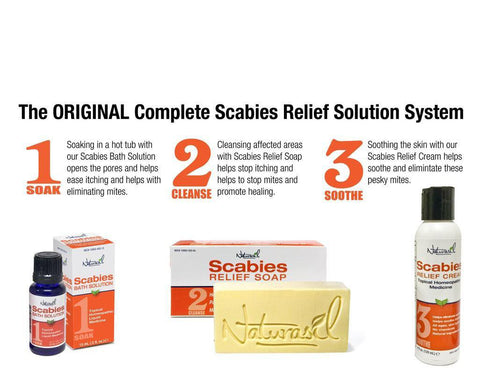 Scabies Treatment Super Pack