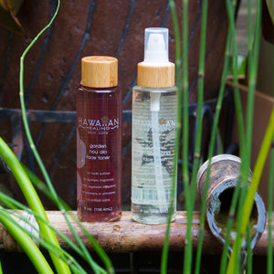 Hawaiian Healing Soothing Cleanser Toner Duo - Naturasil
