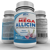 Mega Allicin 100% Allicin from Premium Garlic 30 Count - Naturasil - 4