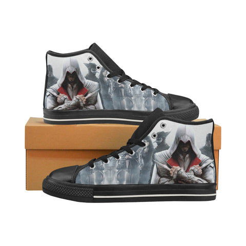 Assassin Black - High Top Men's - Limited Edition