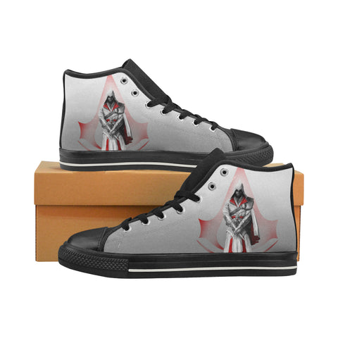 Desmond Black - Women's High Top - Limited Edition