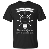 Gemini Genius T-Shirt - Limited Edition White