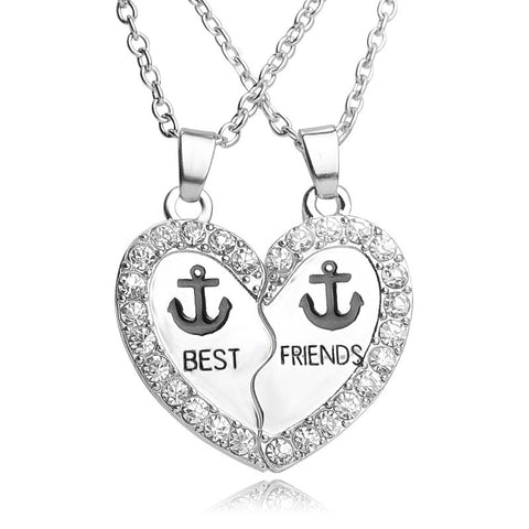 Best Friends Pendant - Anchor - Just Pay Shipping