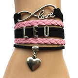 12 Constellation Infinity Love Bracelets - Free