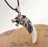 Wolf Tooth Necklace - Just Pay for Shipping