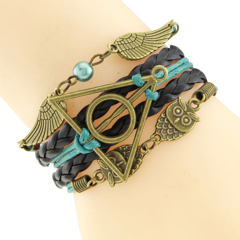 Vintage Magic Hallows Bracelet