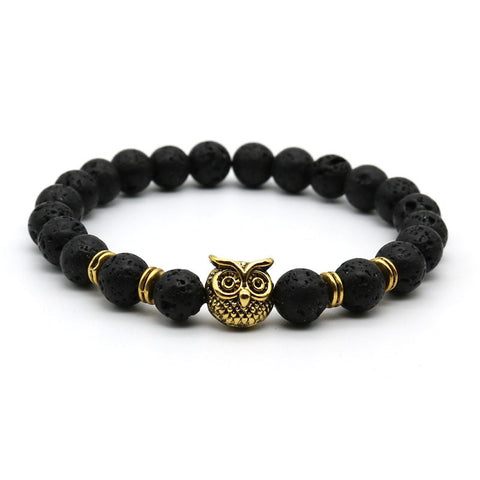 Owl Beads Bracelet - Just Pay Shipping