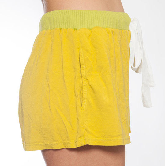 Pajama Short - Citrus