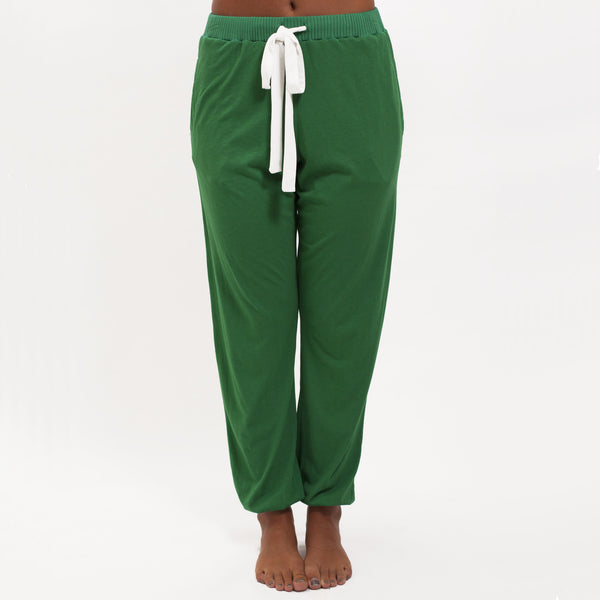 Pajama Pant - Evergreen