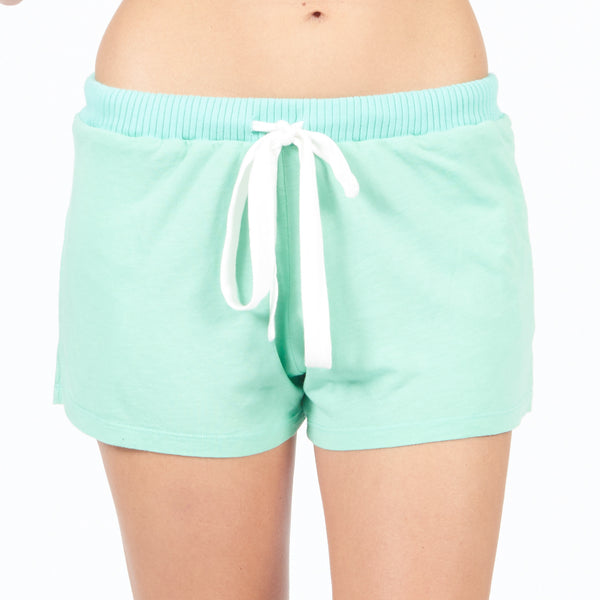 Pajama Short - Mint