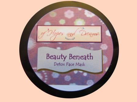 Beauty Beneath - Detox Face Mask