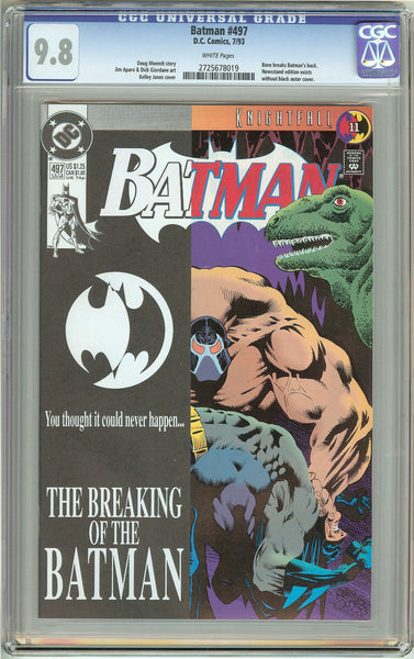 Collectibles:Comics:Modern Age (1992-Now):Superhero:Batman