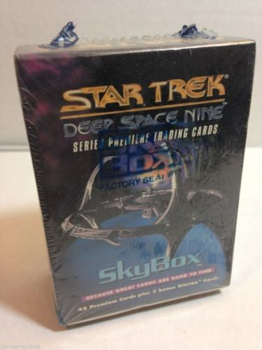 Collectibles:Science Fiction & Horror:Star Trek:Deep Space Nine