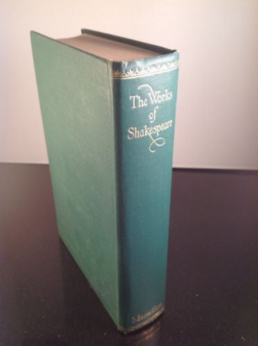 The Works of William Shakespeare The Globe Edition 1949