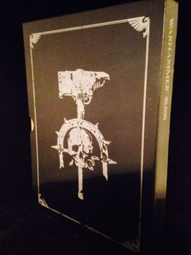 Warhammer 40,000 Rulebook 4th Collectors Edition Mint/NM