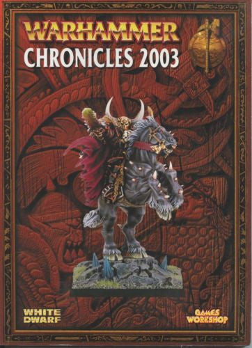 Warhammer Chronicles 2003 OOP