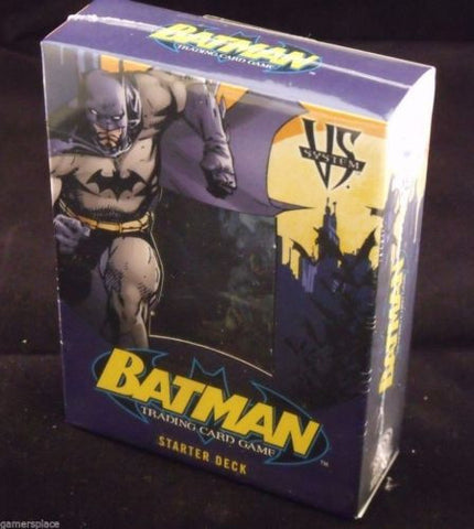 Batman Starter Deck Trading Card