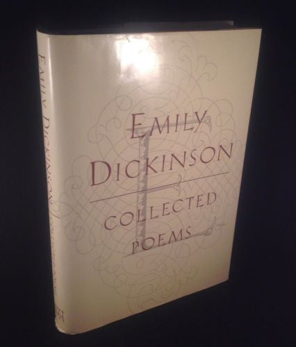Collected Poems of Emily Dickinson by Dickinson Hardcover 1993