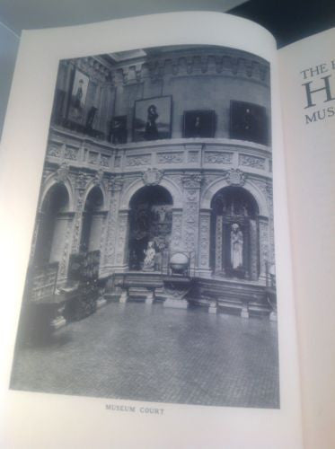 First Edition Hispanic Society of America Handbook Museum & Library Collections