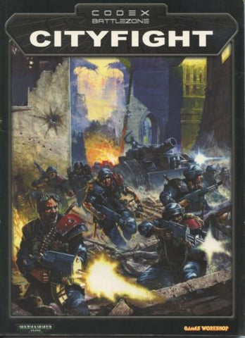Warhammer 40K Codex Battlezone Cityfight OOP