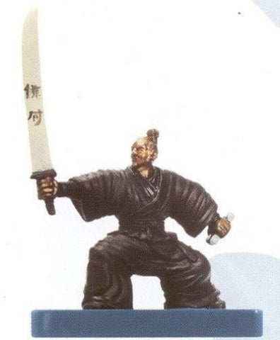 Dreamblade Base Set 07/96 Inspired Samurai (C)