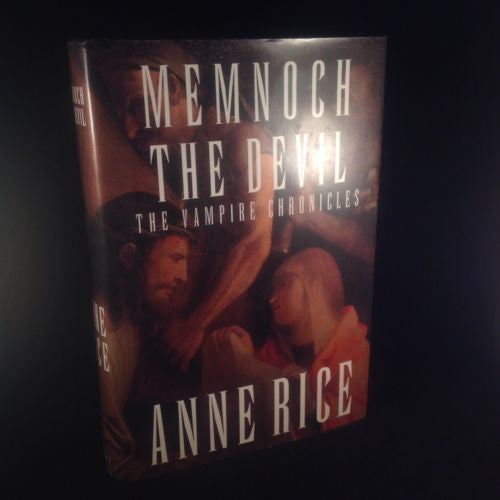 FIRST EDITION MEMNOCH THE DEVIL.:The Vampire Chronicles by Anne Rice Hardcover