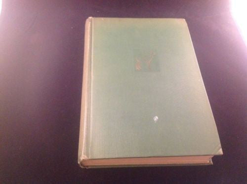 BAMBI A life in the Woods by Felix Salten 1928 First Edition