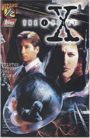 X-Files #1/2 Wizard 1/2 Edition with Certificate  1996